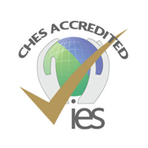 Institute of Environmental Sciences Accreditation Logo