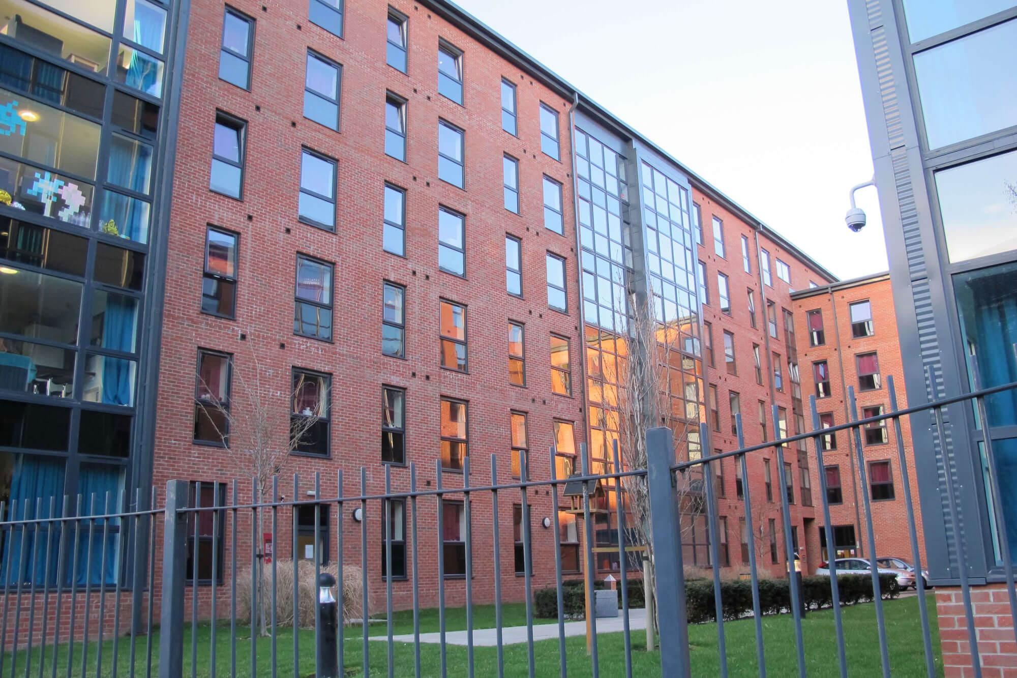 Darley Bank halls of residence