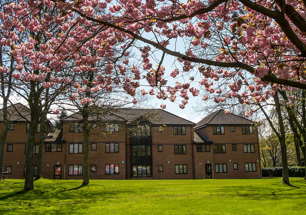 Flamsteed Court halls of residence