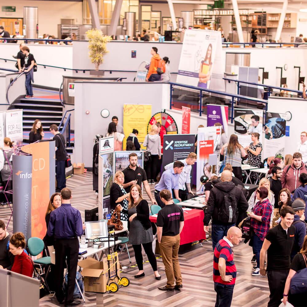 An image of the GRIP fair