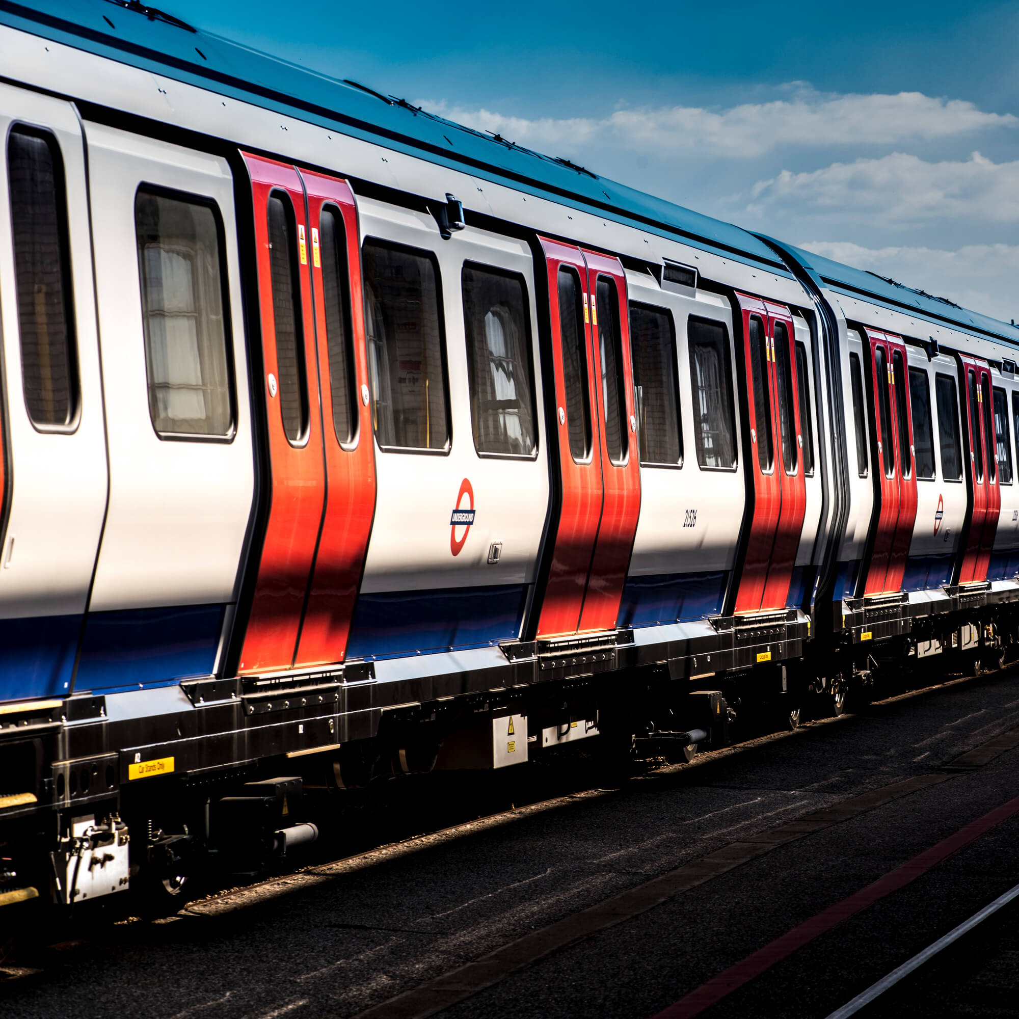 Bombardier trains