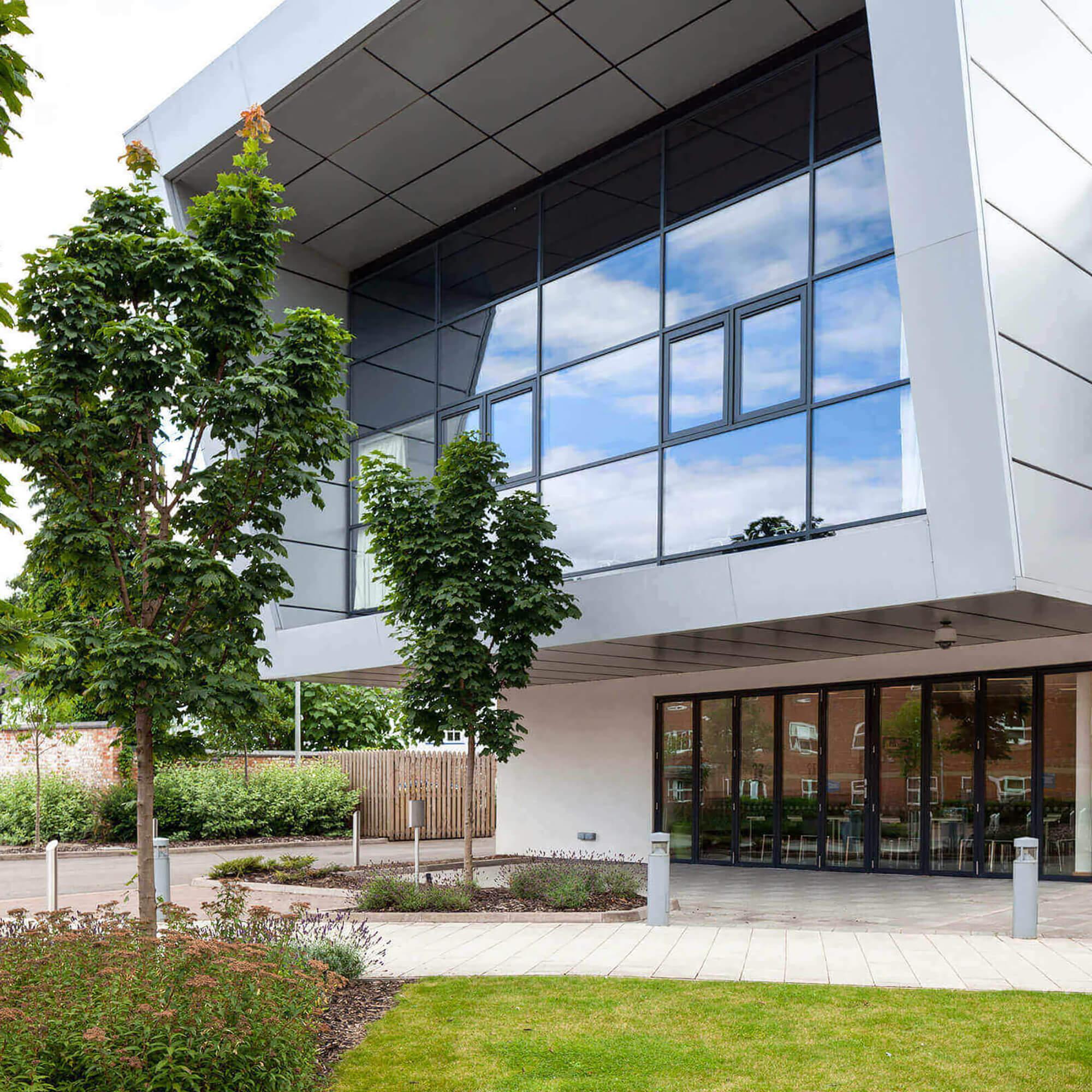 The University of Derby's Enterprise Centre