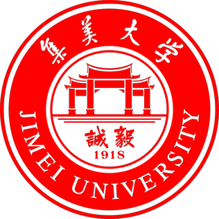 Jimei University logo