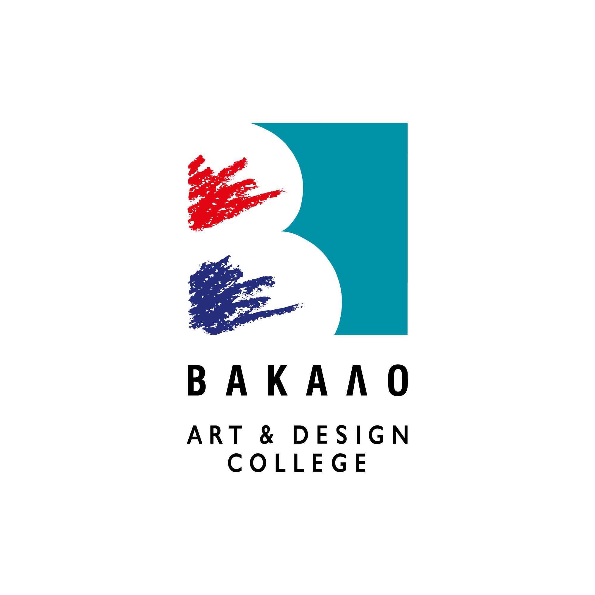 Vakalo Art and Design College logo