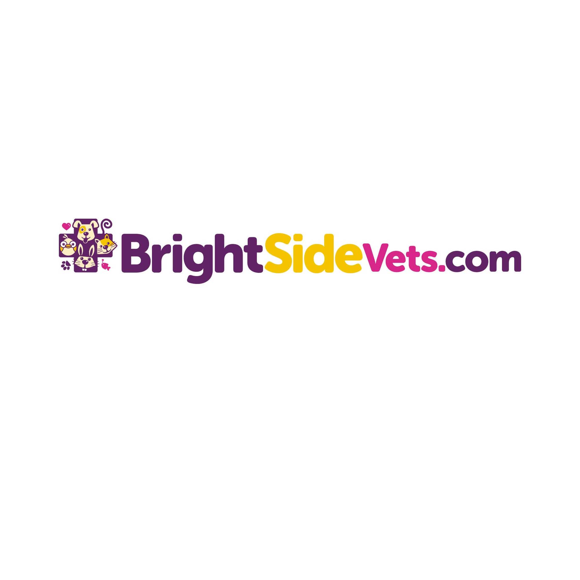 Company logo for Bright Side Vets