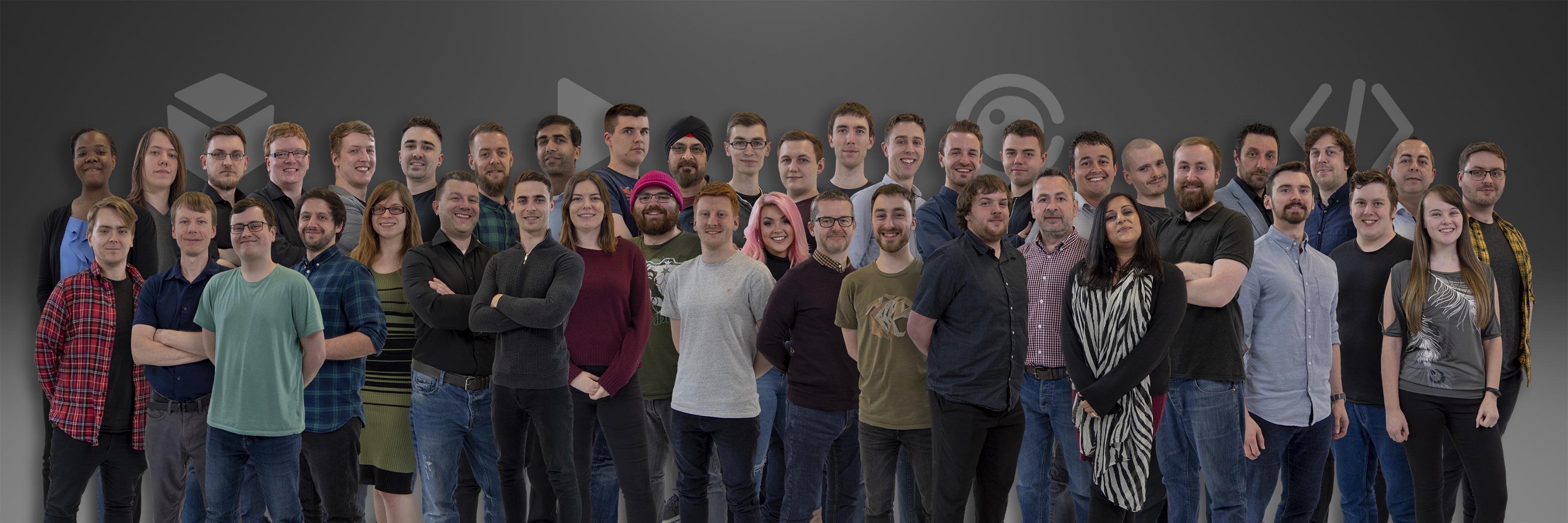 The team at Bloc Digital