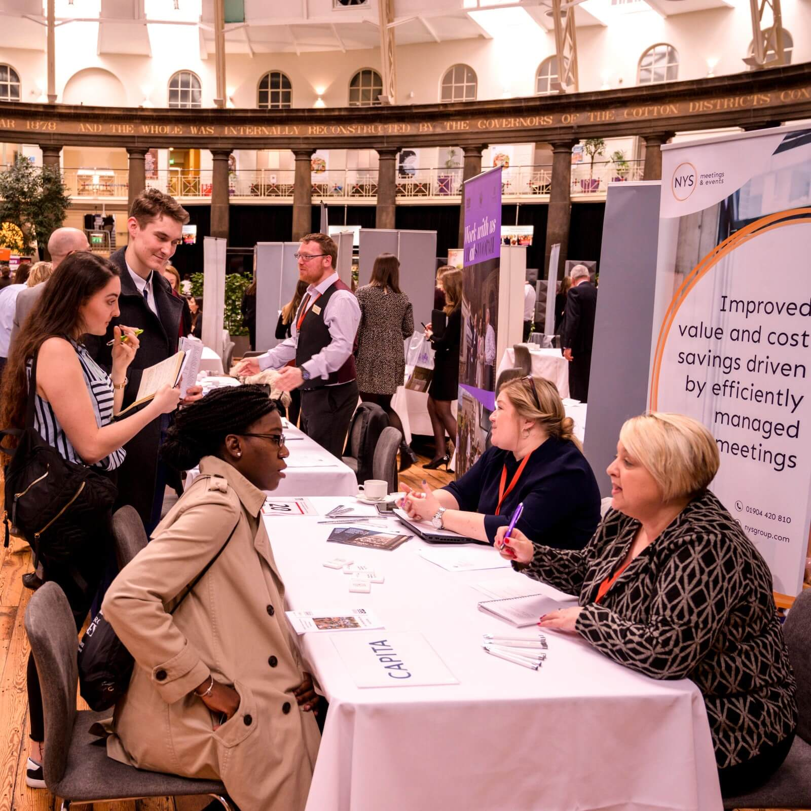 Buxton Industry Networking Day 2019