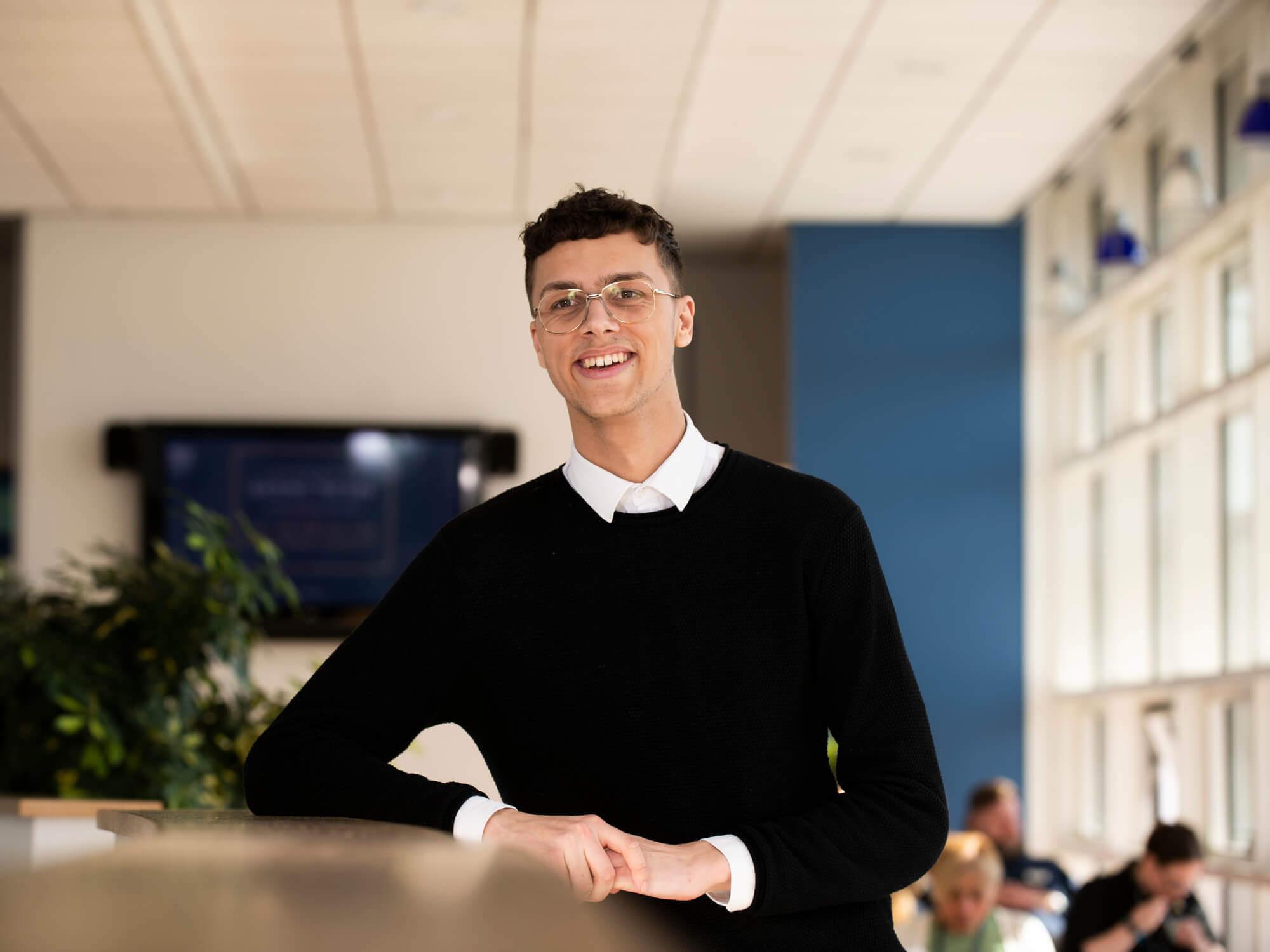 Image of student Jonathan Storer