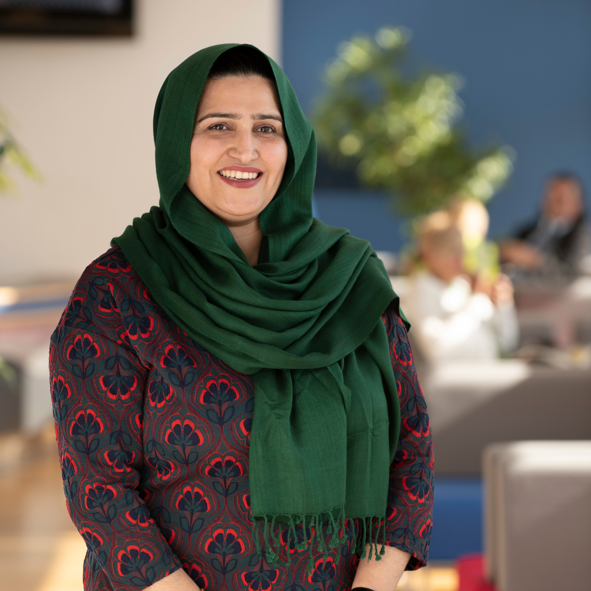 Shamalia Ishaq
