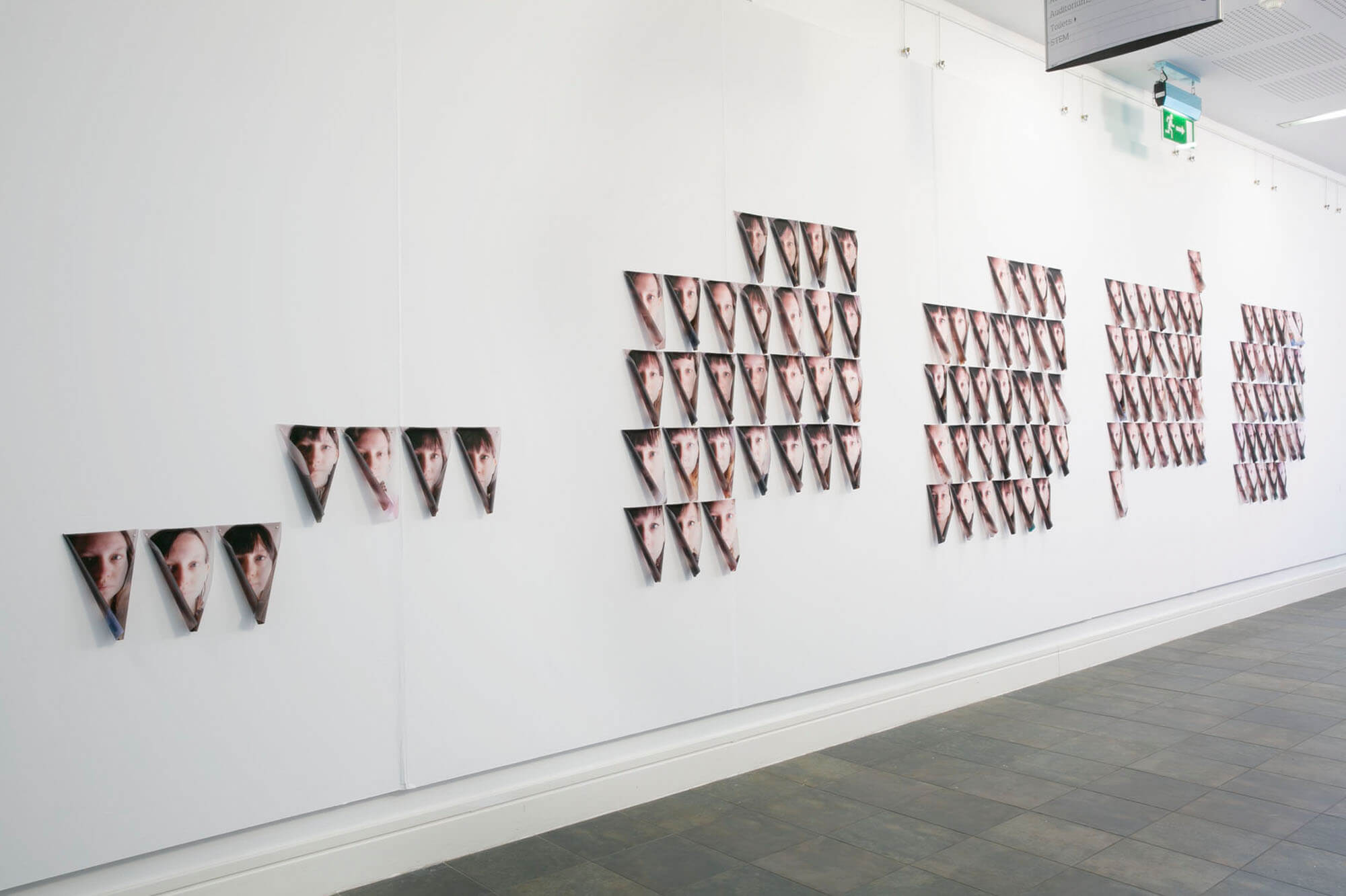 BA Photography Student Beth Campbell Exhibition Work