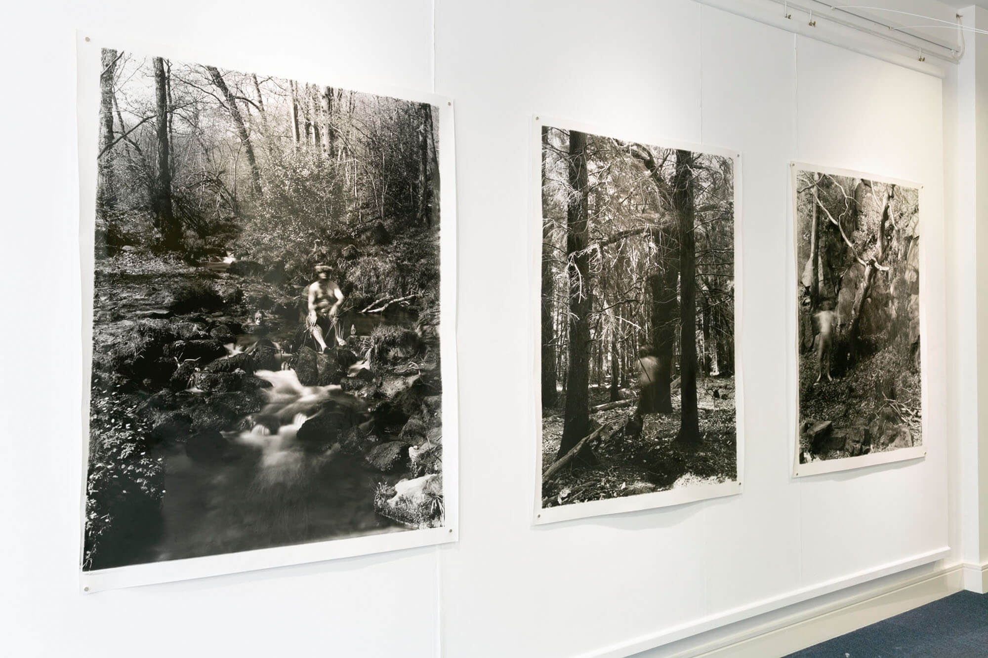 BA Photography Student Nathan Stevenson Exhibition Work