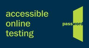 Password English Language Testing Logo