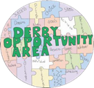 Derby Opportunity Area Logo
