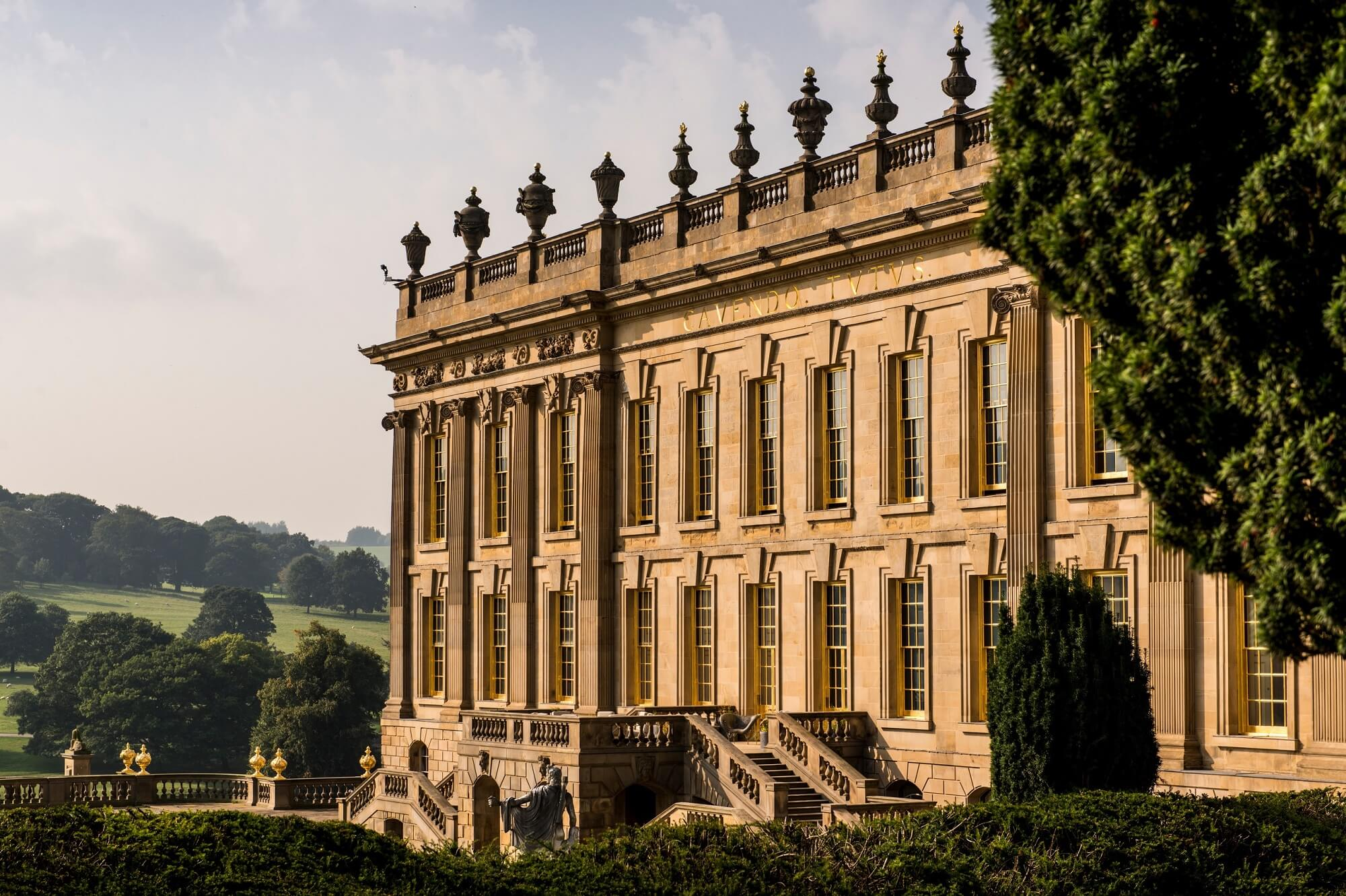 Picture of Chatsworth House