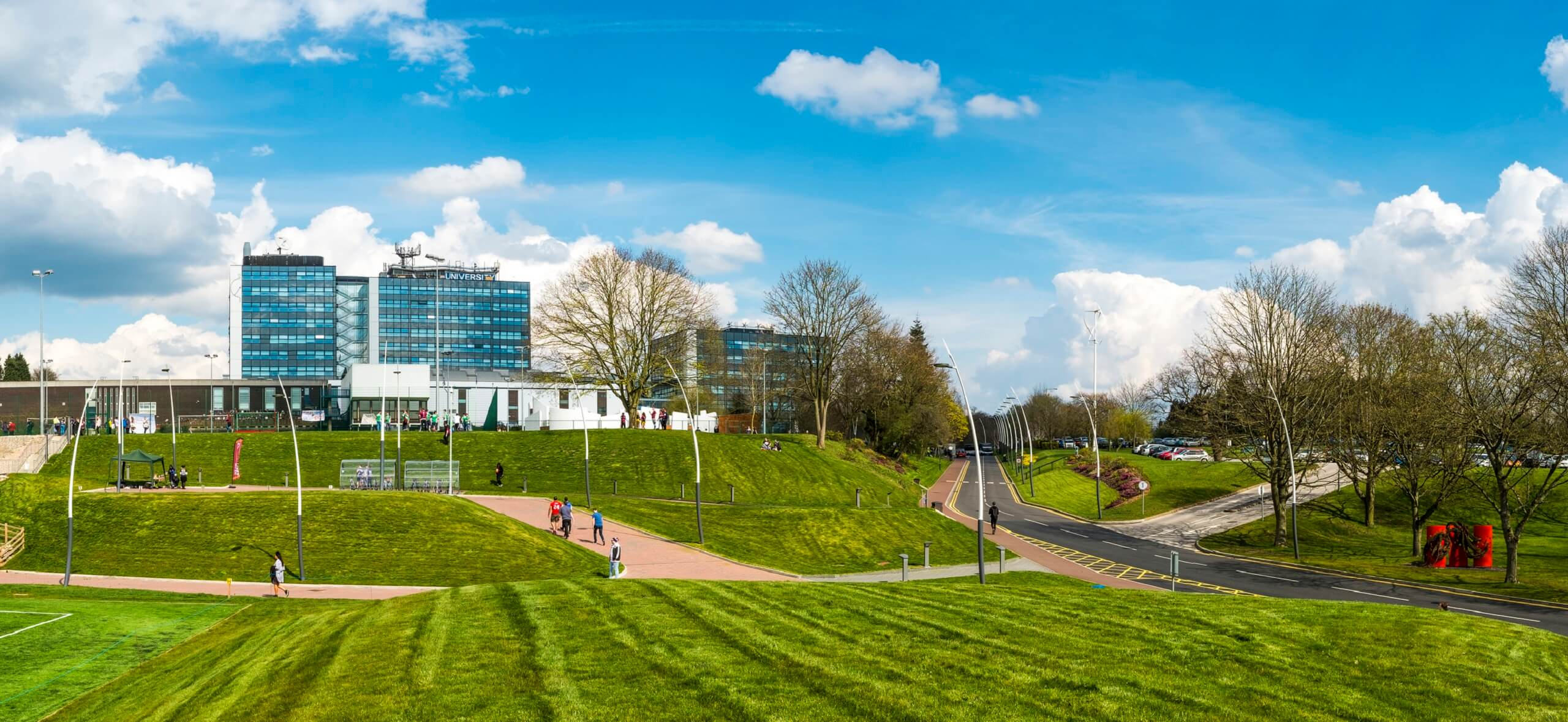 Image of Kedleston Road campus