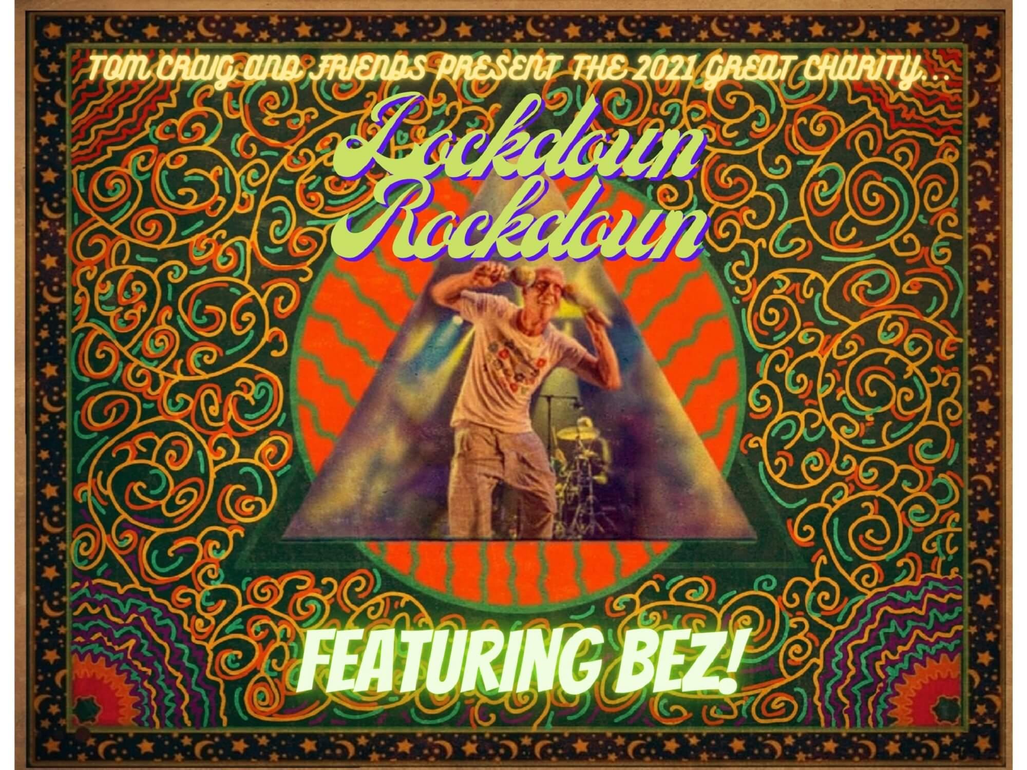 The Lockdown Rockdown charity single video on YouTube
