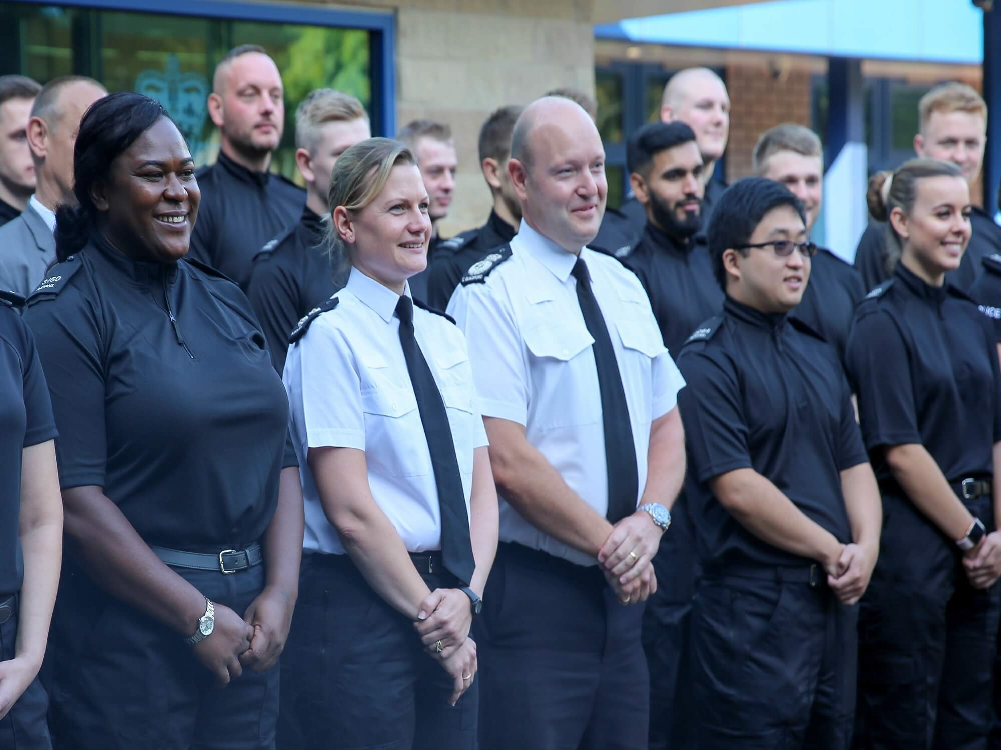Nottinghamshire Police, which works with the University of Derby, has been nominated for an Apprenticeship Diversity Award as part of this year's Apprenticeship Awards
