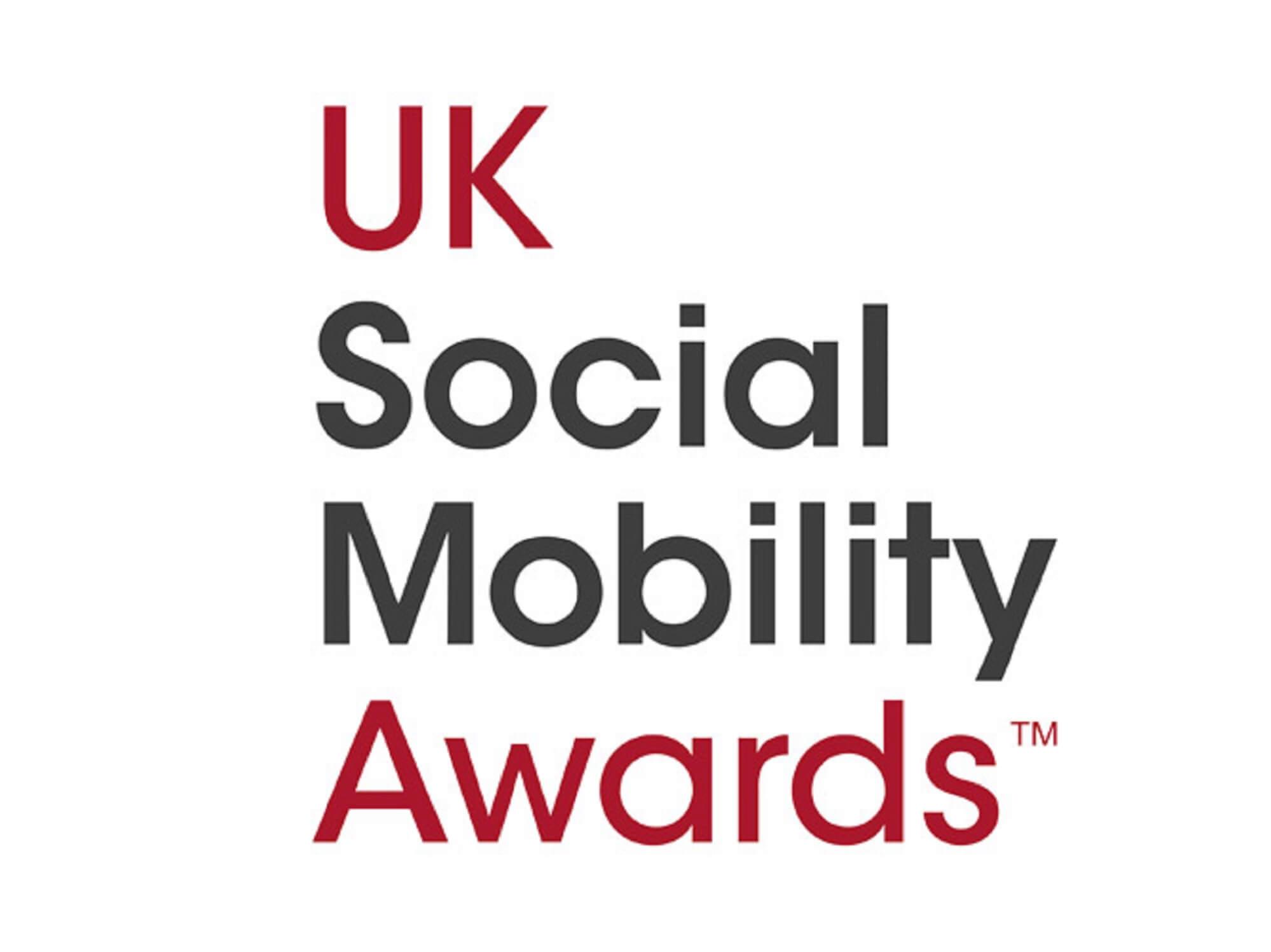 UK Social Mobility Awards logo