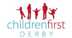 Children First Derby logo