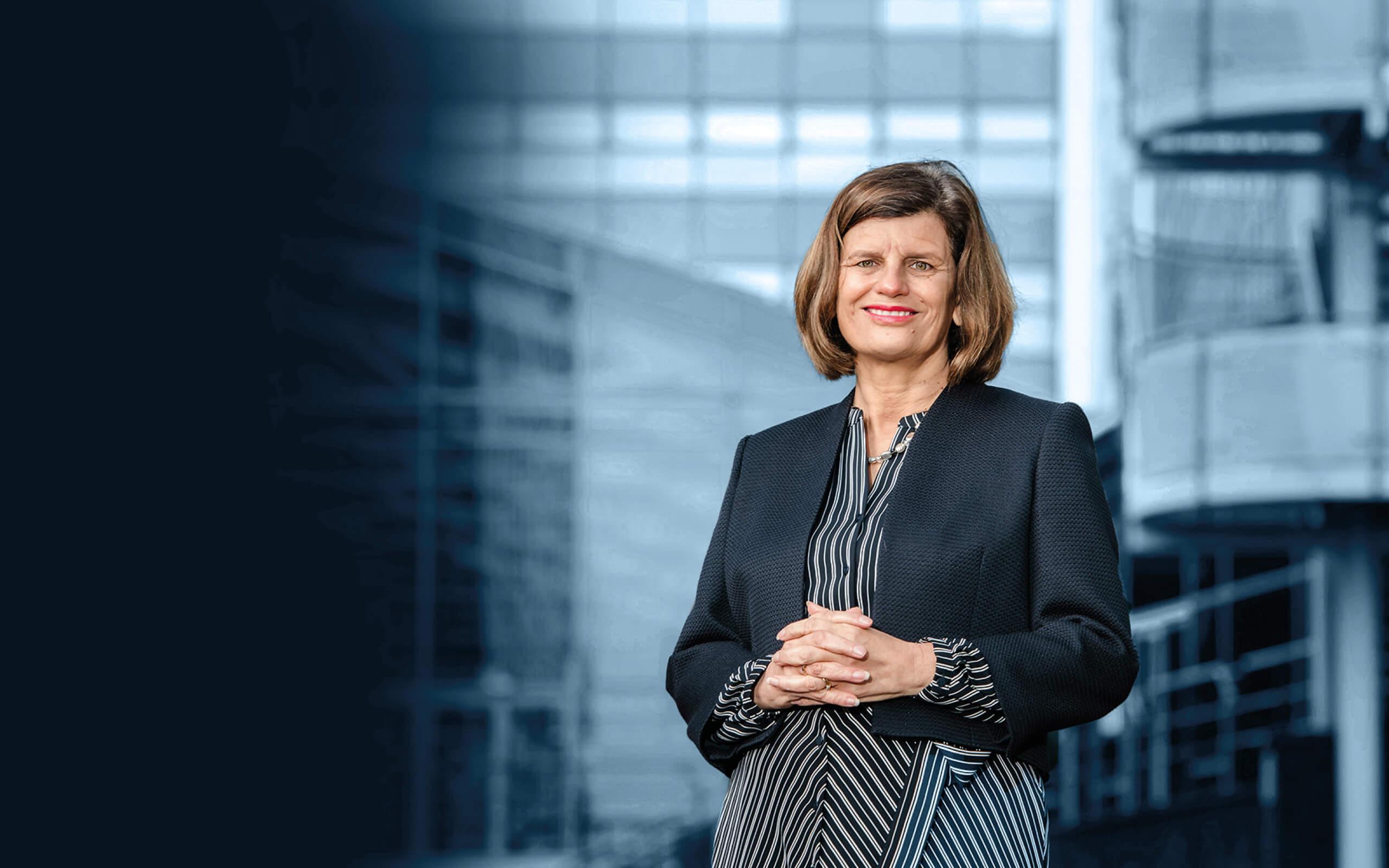 Professor Kathryn Mitchell, Vice-Chancellor
