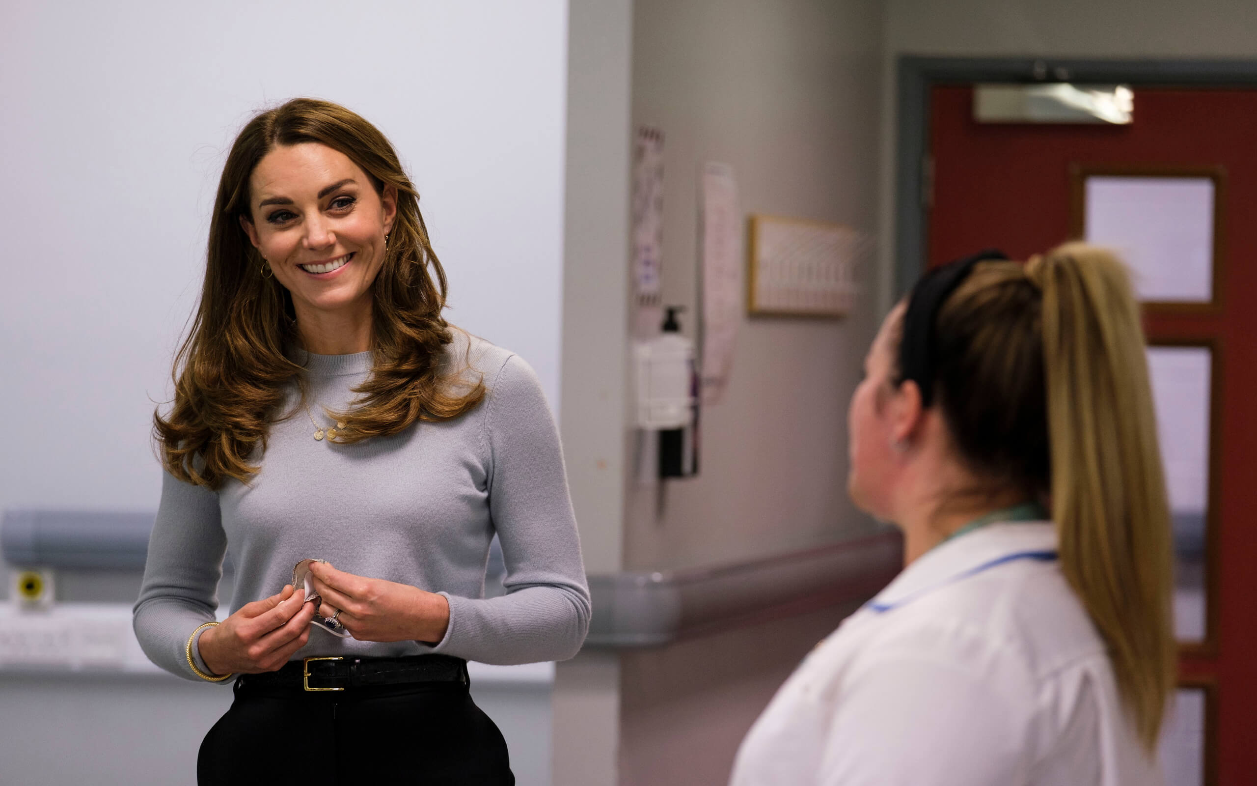 Her Royal Highness, The Duchess of Cambridge
