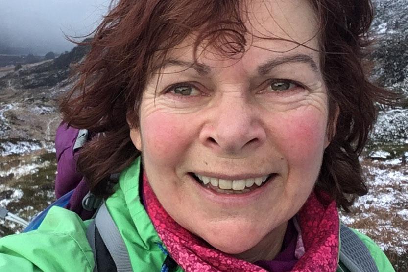 Judy Leden MBE - Honorand