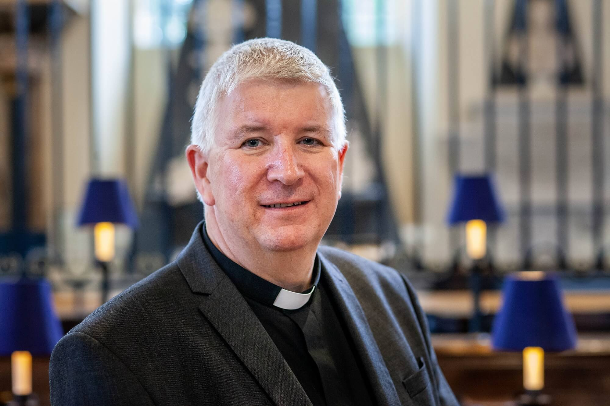 The Very Reverend Dr Peter Robinson