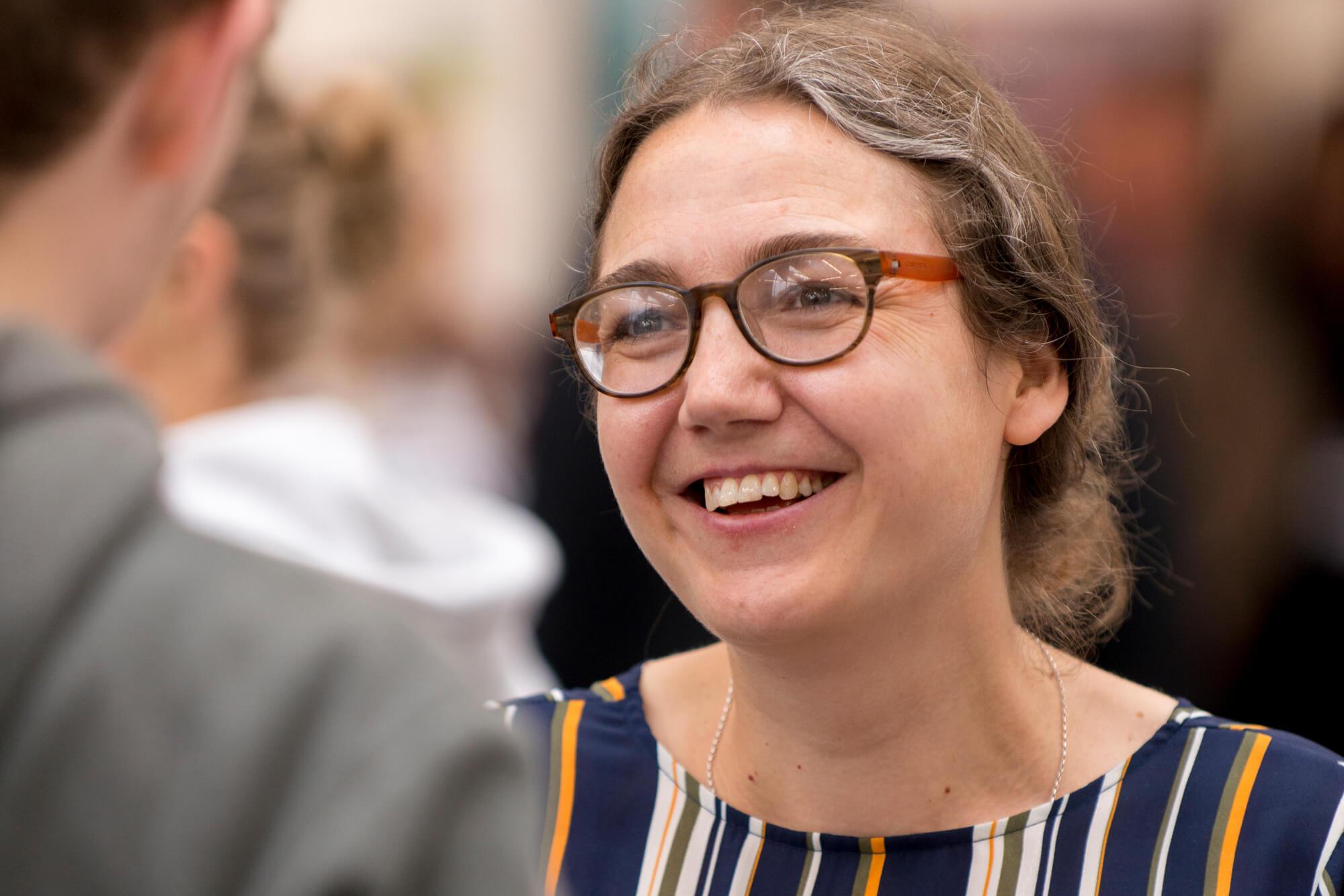 Dr Ruth Larsen - governor