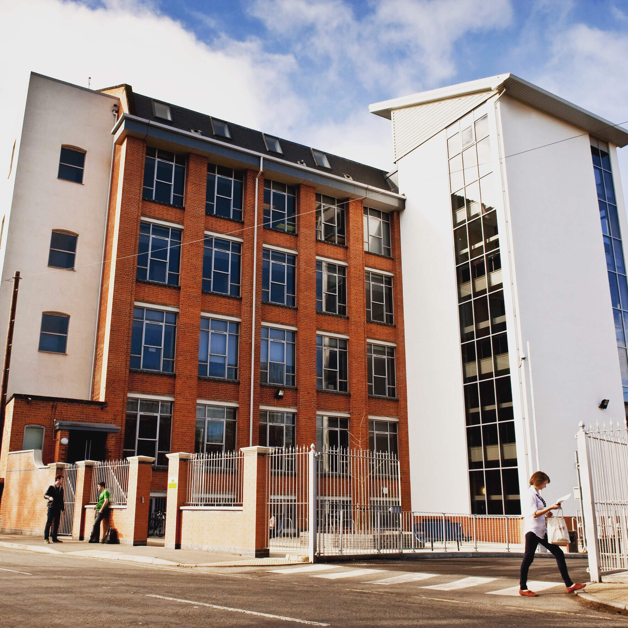 Britannia Mill, Derby Campus