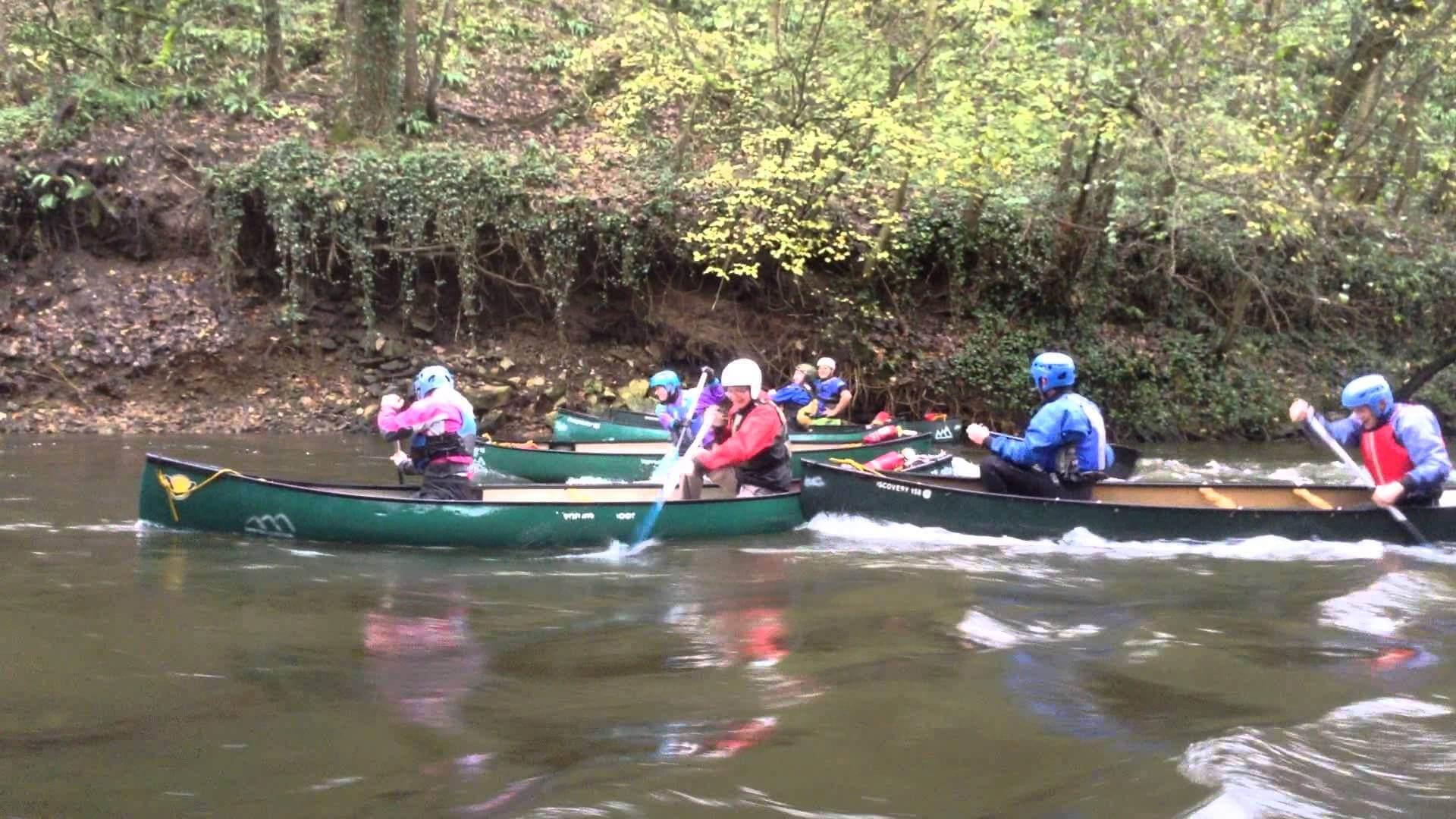 Canoeing at Matlock thumbnail