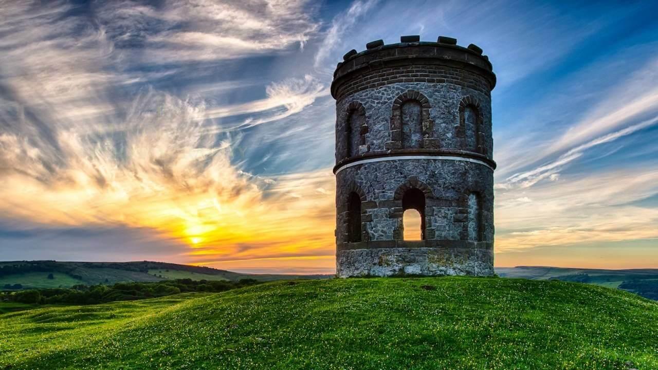 Derbyshire time lapse thumbnail
