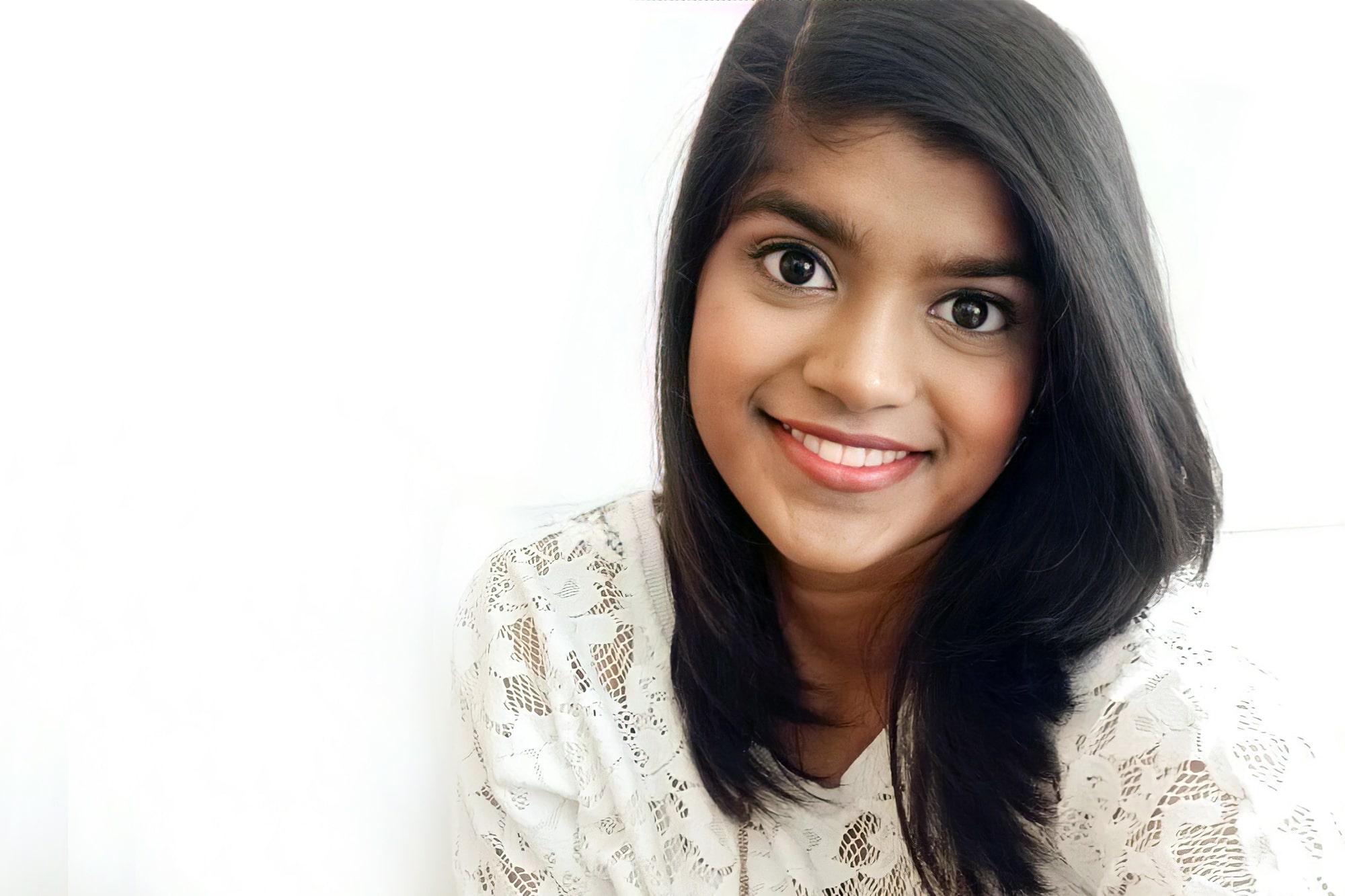 Manaal Mulla from UAE