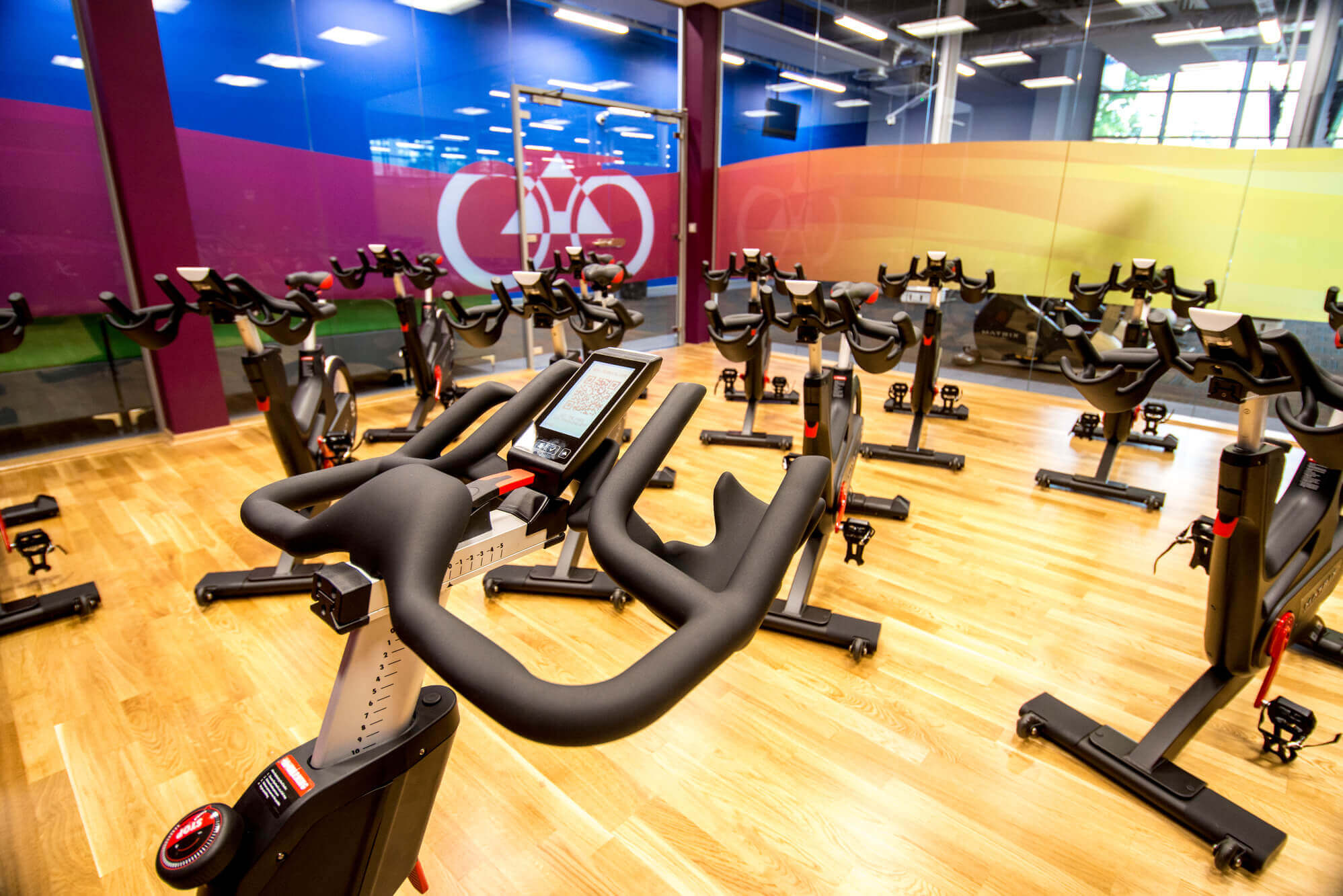 Sports Centre - Spinning Studio