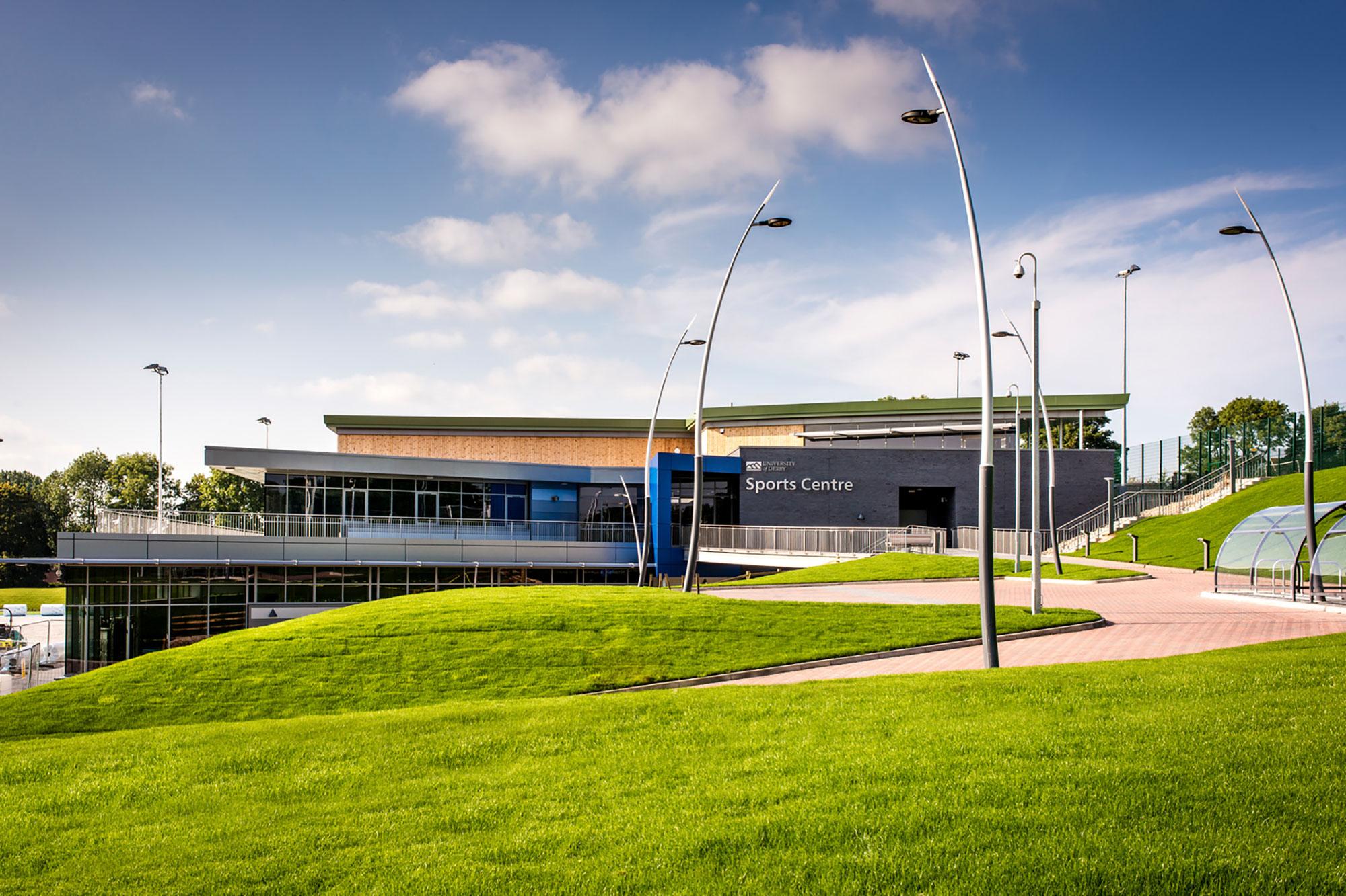 Sports Centre, University of Derby