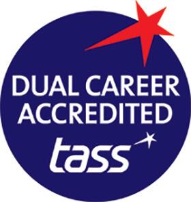 Dual Career Accredited Tass