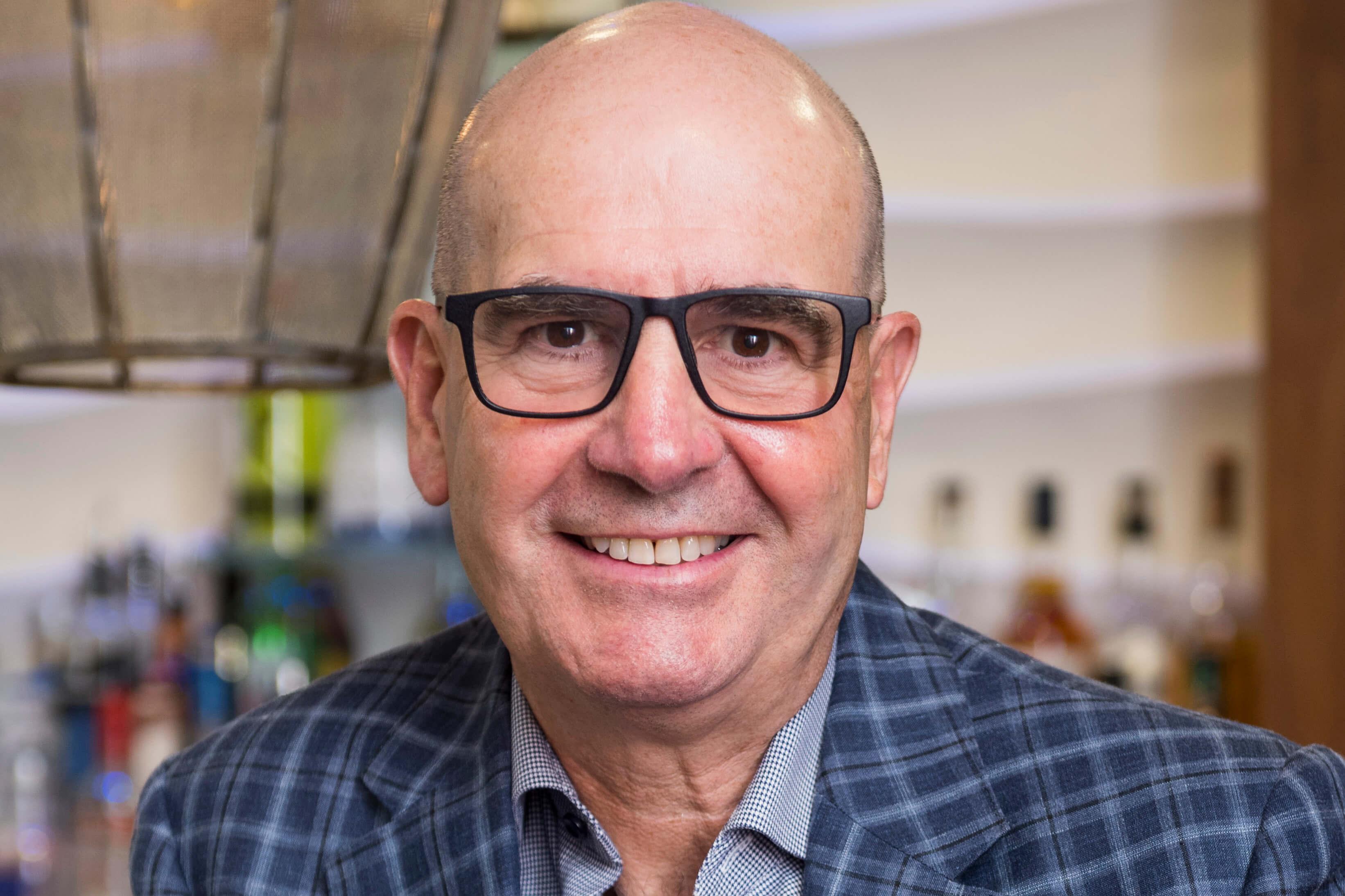 Steve Perez chairman of Global Brands