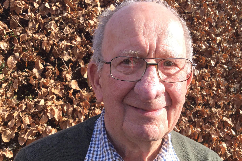 Alan Gifford of International Combustion Ltd (ICL)