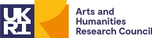 UK Arts and Humanities Research Council logo