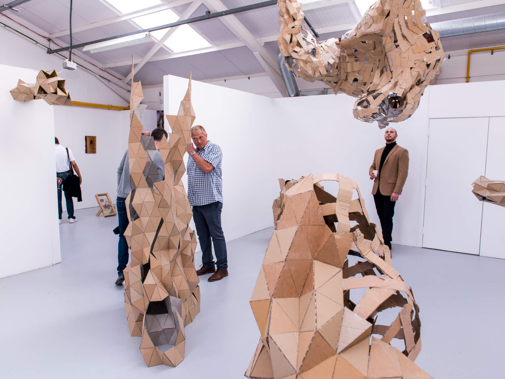University of Derby Degree Show Exhibition 2018