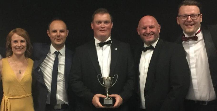 Celebrating success at BUCS awards 2018