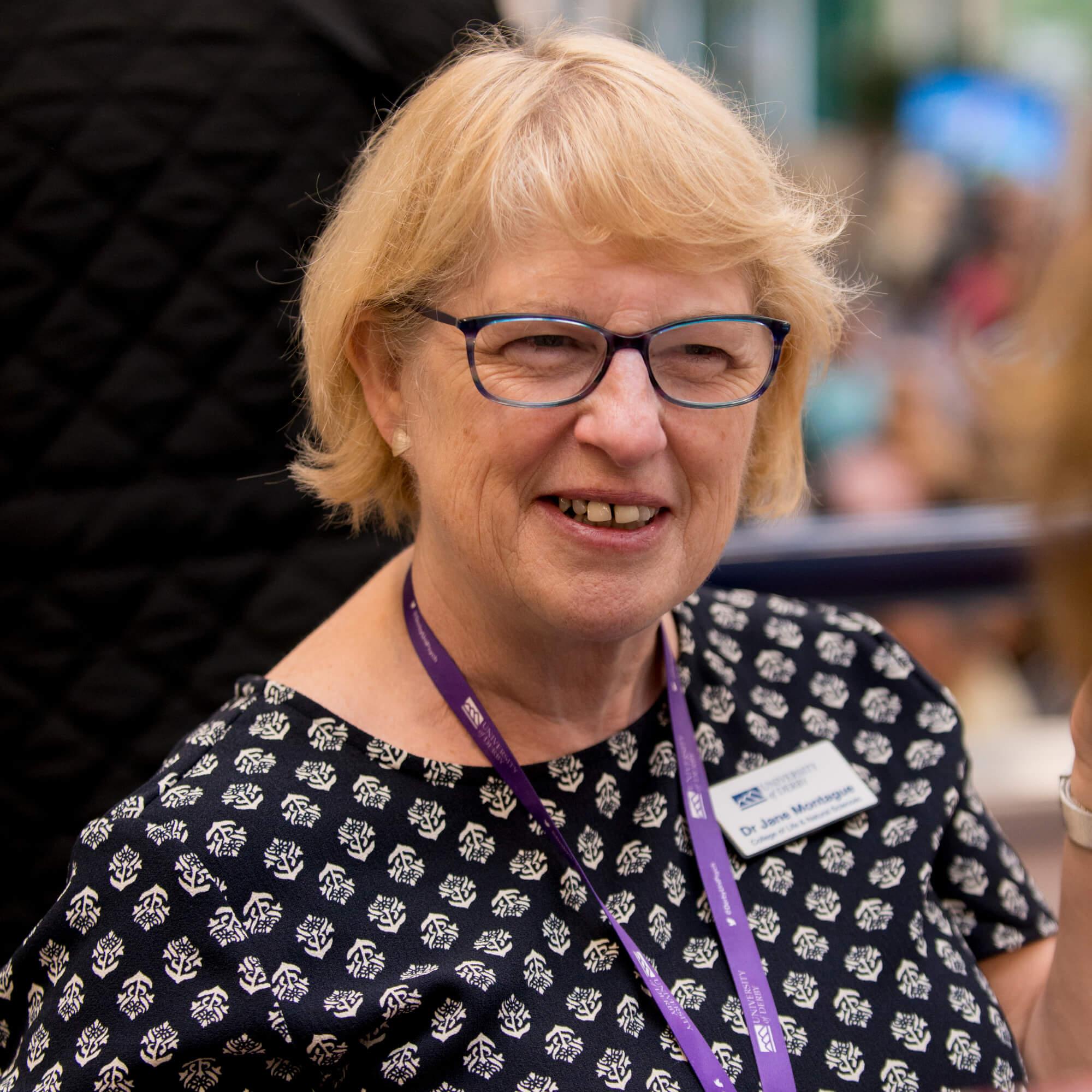 Dr Jane Montague