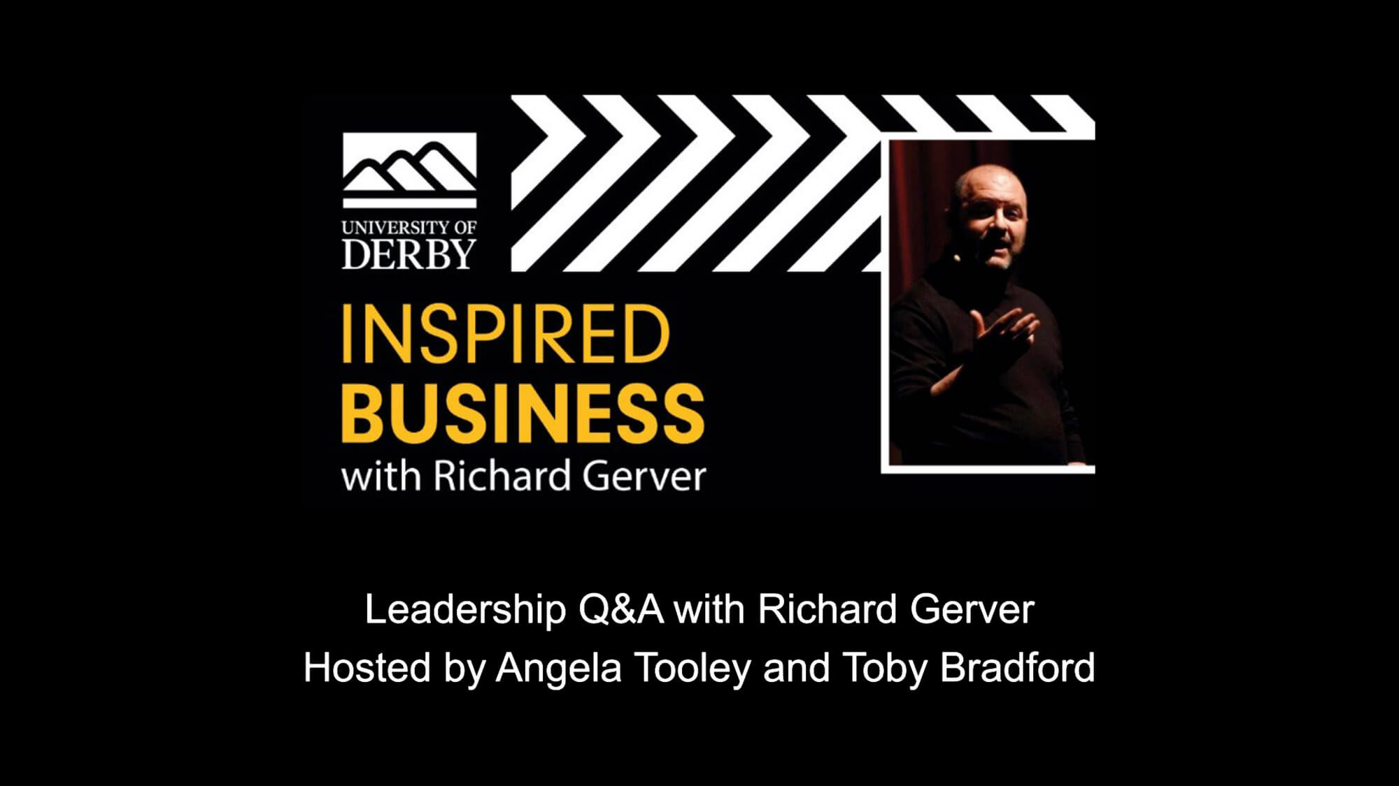 Leadership Q&A with Richard Gerver