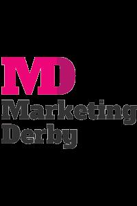 Marketing Derby logo