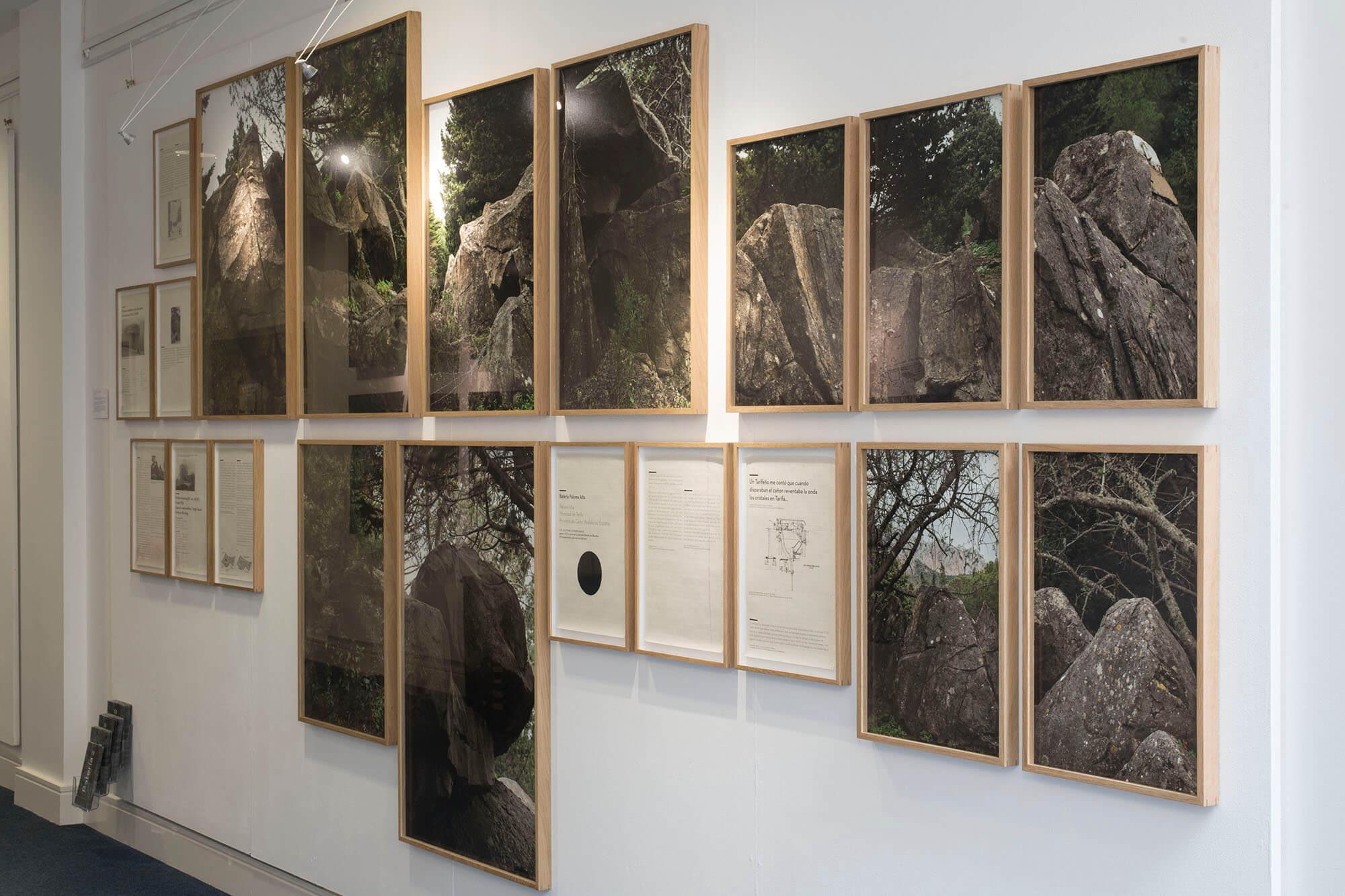Daniela Friebel's exhibition at Format17