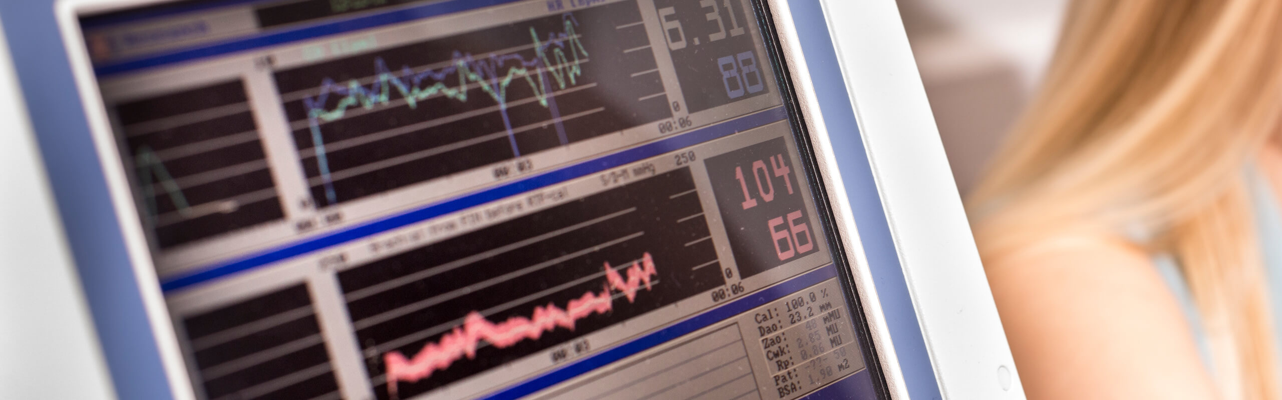 a health monitor