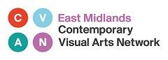 East Midlands Contemporary Visual Arts Network logo