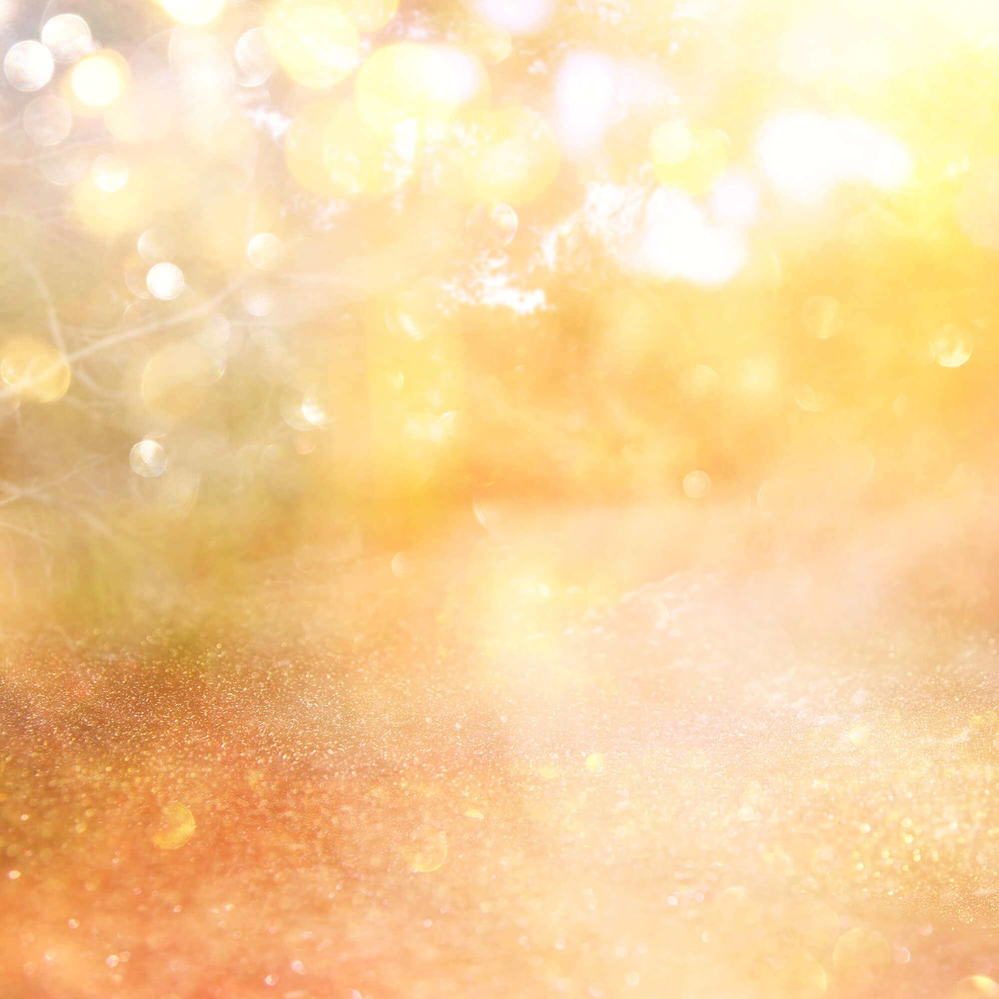 Sunlight bokah