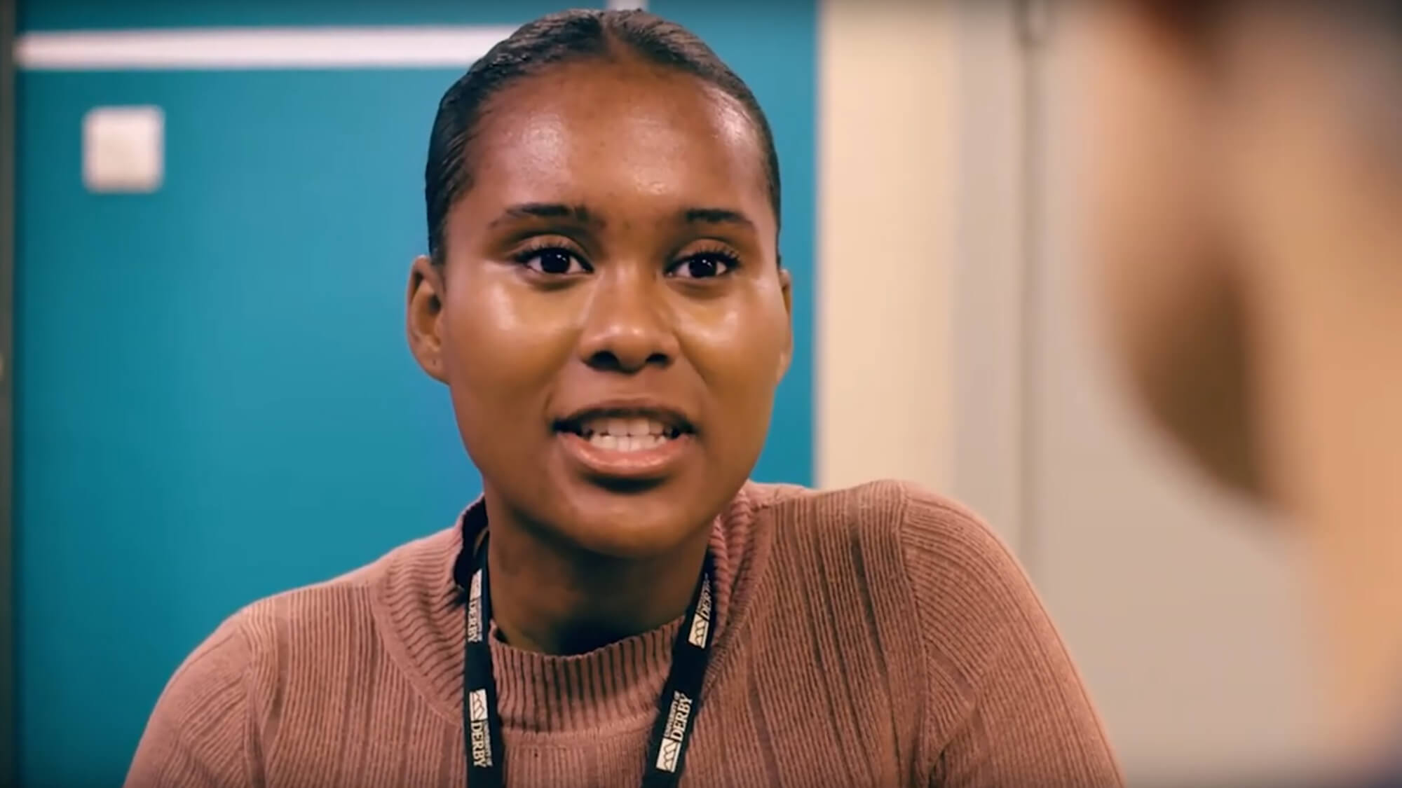 Vlogger Christina Vassell talks about her employability experiences