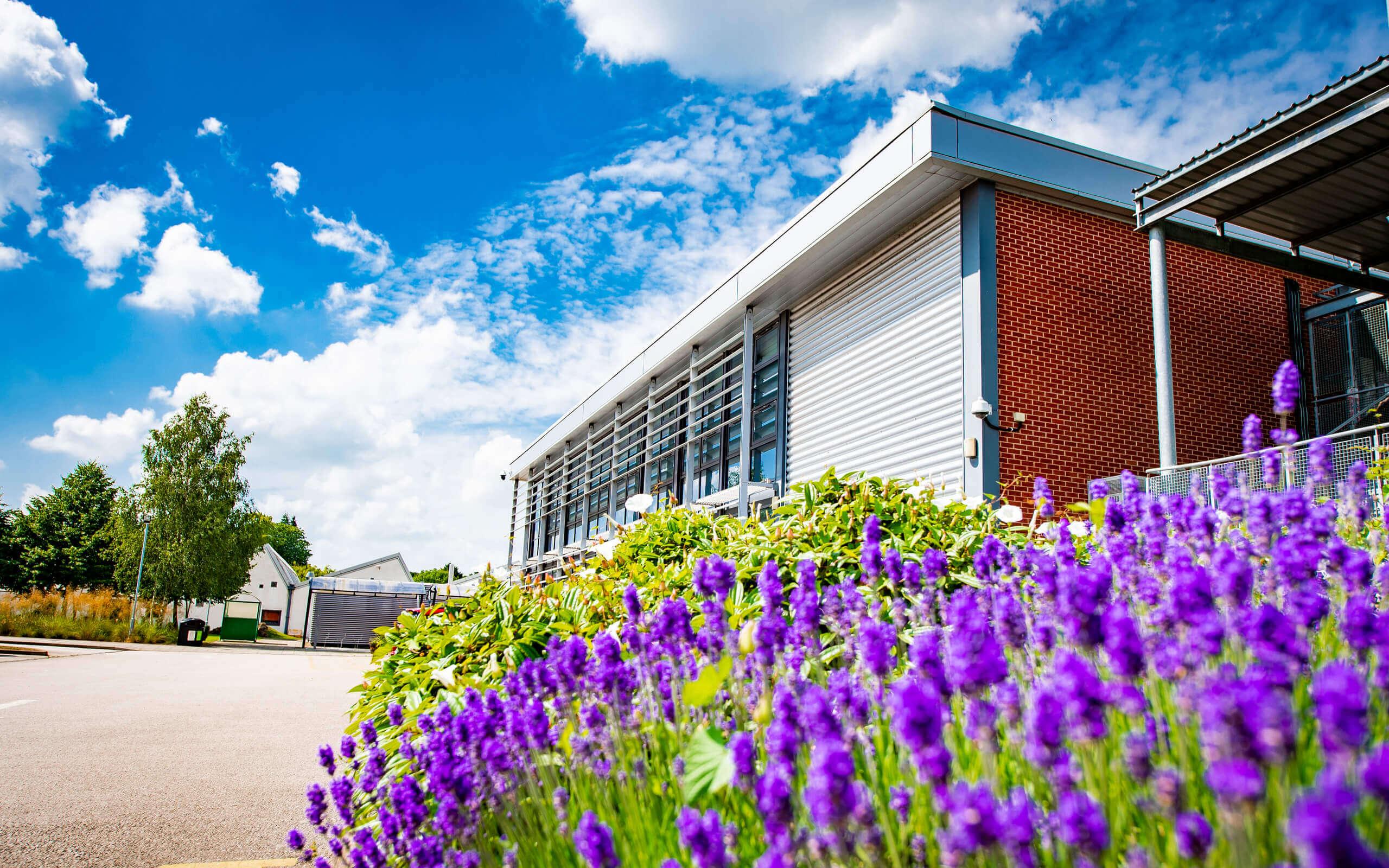 Markeaton Street, Derby Campus