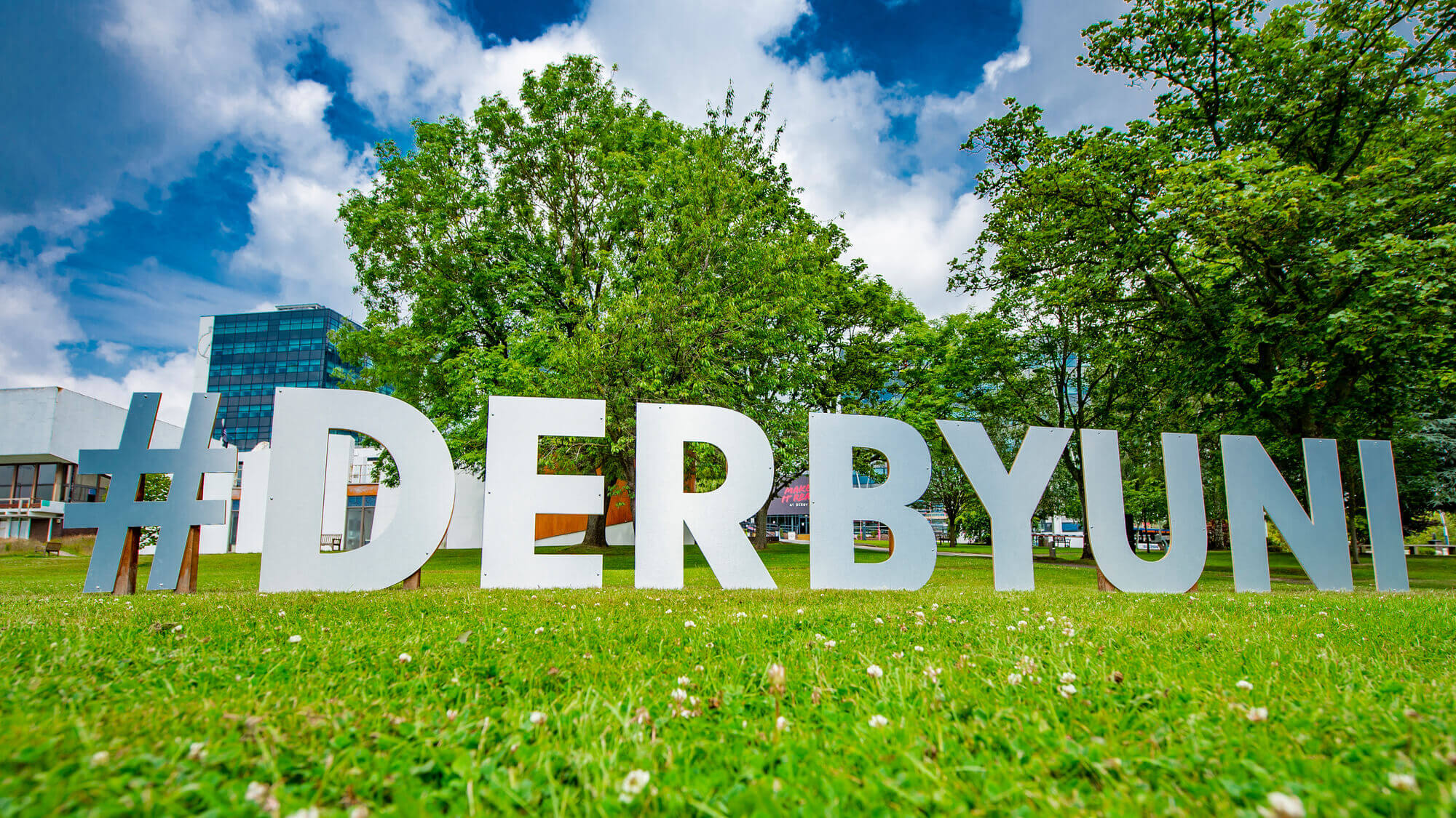 Open Days at Derby